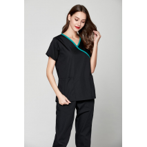 3d3ec514f80 2018 Limited Autumn Women's Medical Scrubs Ladies' Short Sleeve Scrub  Uniforms Set Dental Clinic Fancy