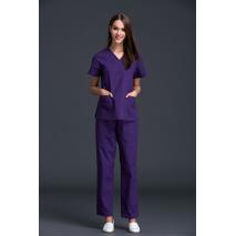 Medical Special Offer Woven Scrubs Women 2016 New Women's Short Sleeve Scrub Uniforms Set Dental Hospital Clothes 100% Cotton