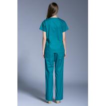 Surgical Cap Hot Sale 2017 New Medical Scrubs Women Short Sleeve Scrub Uniforms Set Dental Clinic Surgical Clothes 100% Cotton