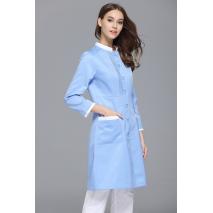 Women Sweater Medical Uniforms 2017 New Beauty Salon Medical Scrub Nurse Uniform Dental Clinic Long Sleeve Clothes Slim Fit