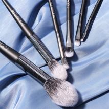 10Pcs Professional Makeup Brushes Set Make up Brush Tools kit Eye Liner Shade Natural-synthetic Hair Brushes Set Tools Fast Ship