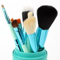 Professional New 100% New 12 pcs/Set Pro Cosmetic Makeup Brushes Set Makeup Tool Brushes Set Tools