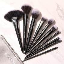 Stock Clearance!!! 10Pcs Makeup Brushes Professional Cosmetic Make Up Brush Set The Best Quality Maquiagem Professional Completa
